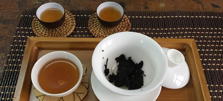Health benefits of the Pu erh tea