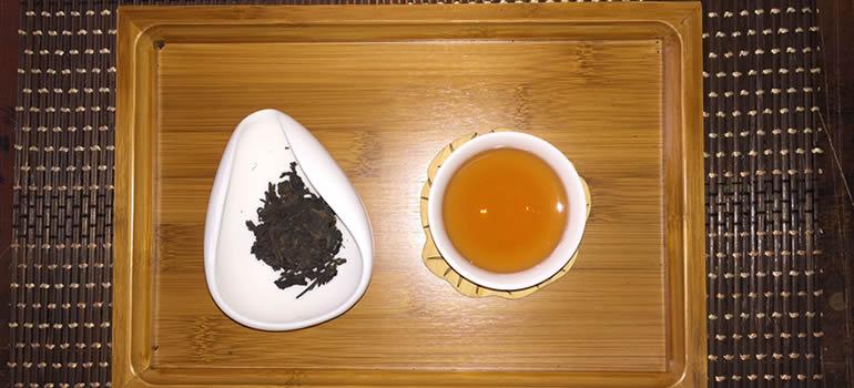 pu erh tea flavors